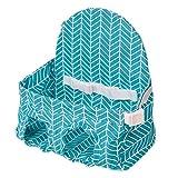 Baby Einkaufswagen Hängematte Supermarkt Einkaufswagen Babysitz Einkaufswagen Sitz für Baby, Kleinkind und Zwillinge (Oxford Tuch 420D + Schwamm)