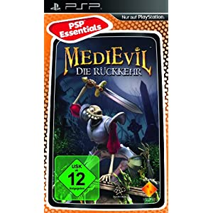 MediEvil Resurrection [Essentials] – [Sony PSP]