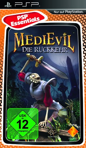 MediEvil Resurrection [Essentials] - [Sony PSP]