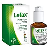 Lefax Pump Liquid, 50 ml