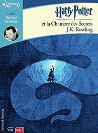 Harry Potter et la Chambre des secrets (album) par J. K. Rowling