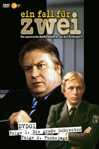 DVD 01: Die große Schwester / Fuchsjagd