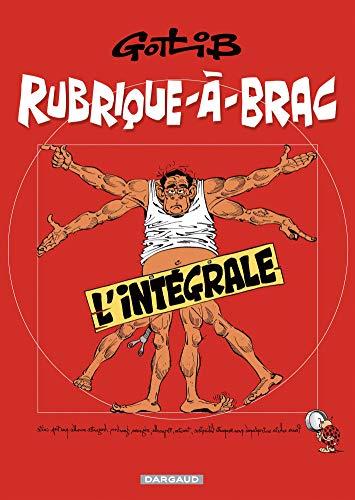 Rubrique-à-Brac - Intégrale - tome 0 - Intégrale Rubrique à brac par Gotlib Marcel