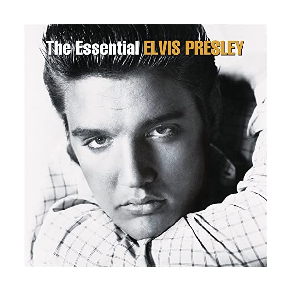 The Essential Elvis Presley [2 LP]