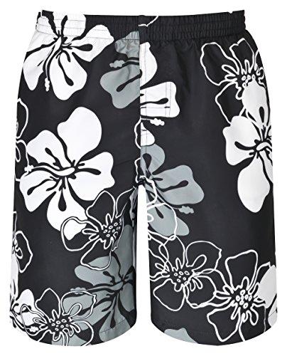 Mareno®-Bañador hombre moderno diseño floral