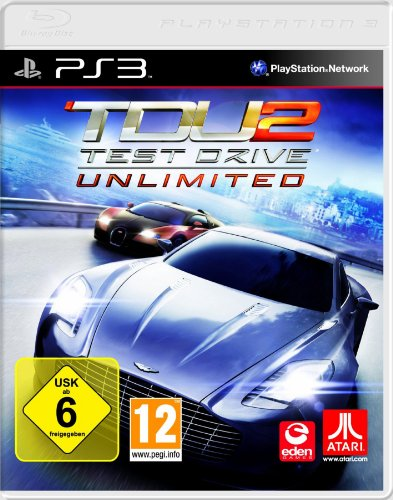 Test Drive Unlimited 2 [Software Pyramide] - [PlayStation 3]