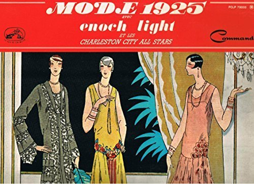 mode 1925 - the best of the original roaring 20's (33 tours) Enoch Light