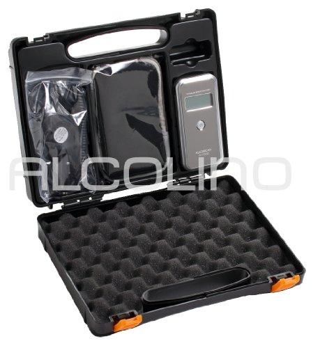 Alcoholímetro digital AL7000 Deluxe, con sensor reemplazable, versión más completa