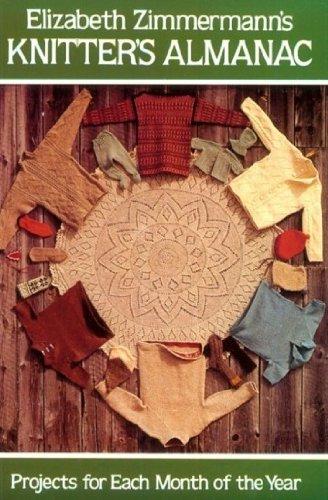Unicornbooks KNITTER'S ALMANAC (Zimmermanns Knitting Elizabeth)