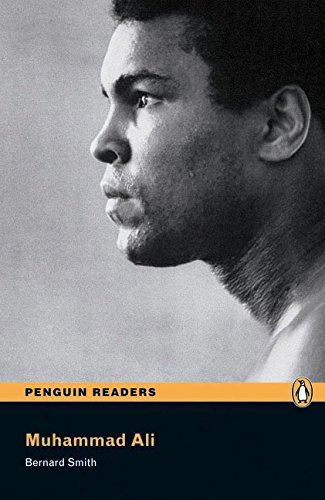 Penguin Readers 1: Muhammad Ali Book & CD Pack: Level 1 (Pearson English Graded Readers) - 9781405878166
