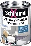 SchimmelX Schimmel Blocker Isoliergrund weiss 0