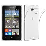 ebestStar - Microsoft Lumia 435 Case Ultra Thin Clear