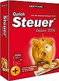 QuickSteuer Deluxe 2016 (f�r Steuerjahr 2015) Bild