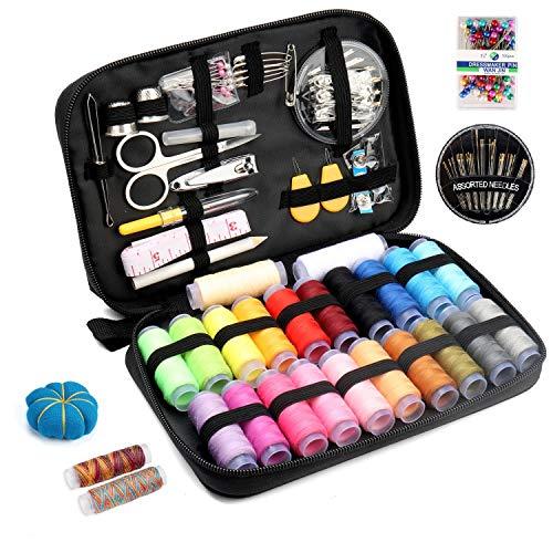Qisiewell Kit Costura 238 Piezas Premium Accesorios