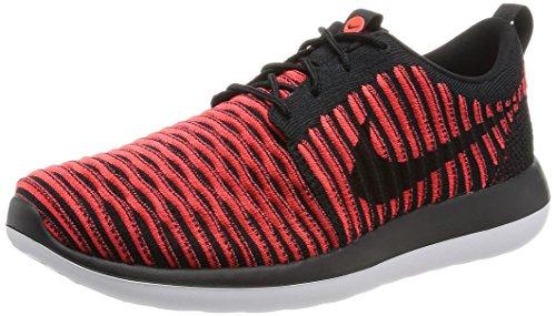 Nike Herren 844833-006 Turnschuhe Schwarz