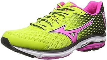 Mizuno Wave Rider 18 (w), Chaussures de Running Entrainement Femme