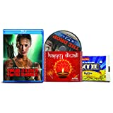 Tomb Raider + The Drop - 2 English Movies (2 Blu-ray bundle offer)