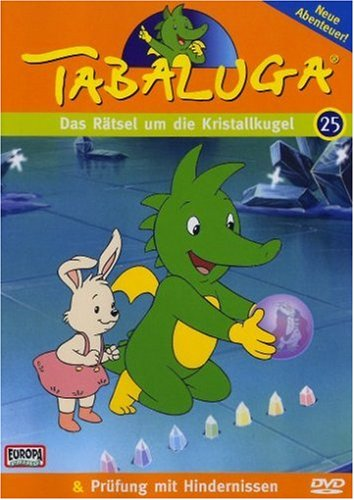 Tabaluga 25 - Das Rätsel um die Kristallkugel