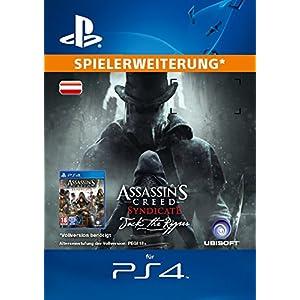 Assassin's Creed Syndicate – Jack the Ripper [Spielerweiterung] [PSN Code – österreichisches Konto]