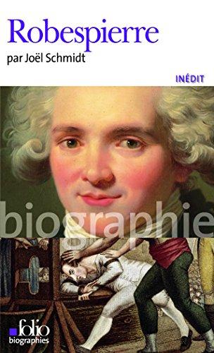 Robespierre par Joël Schmidt