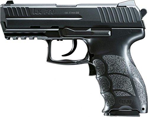 Heckler & Koch H&K P30 elektrik AEG Softair 0,5 J 6 mm BB Federdruck - Und Waffen Heckler Koch