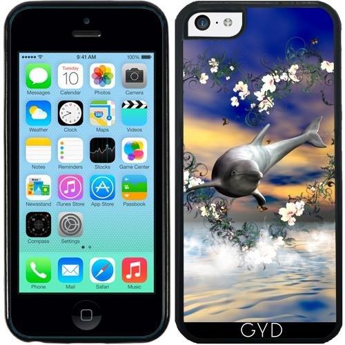 silikonhulle-fur-iphone-5c-springender-delphin-by-nicky2342