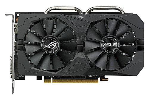 ASUS-ROG-STRIX-RX460-4G-GAMING-AMD-Radeon-RX-460-4GB-graphics-cards-Active-AMD-Radeon-RX-460-GDDR5-PCI-Express-30-5120-x-2880-pixels