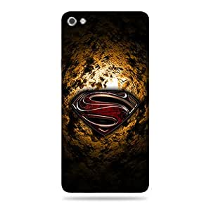 Micromax Canvas Silver 5 Q450 Printed Back Cover (3D)