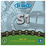 KMC S1- Z410 18 Chain 112L Brown - Brown , 112L by KMC