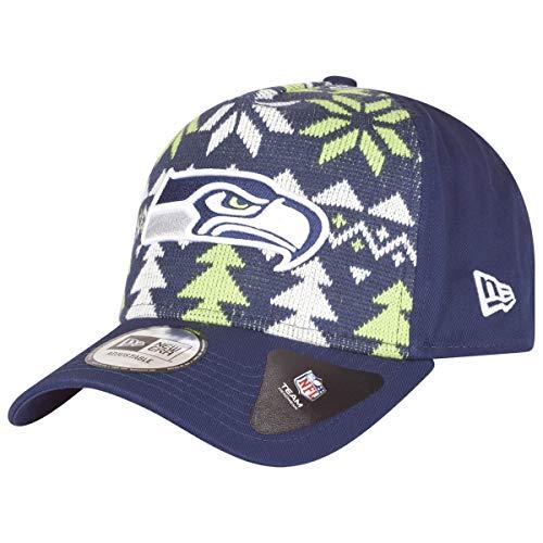 New Era Christmas Jumper Trucker Cap - NFL Seattle Seahawks