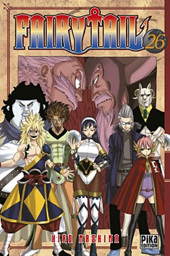 Fairy Tail Edition simple Tome 26