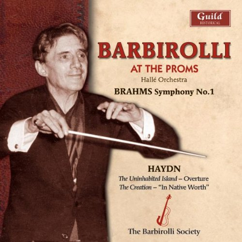 Barbirolli at the Proms / 1954