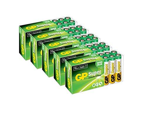GP Batteries - Pack de pilas super...