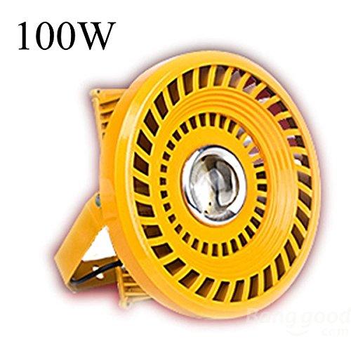 Bazaar 100W IP65 LED Flut-Licht Explosionsgeschützte Außenstraßenlaterne -