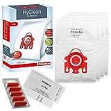 Original Miele FJM–HyClean 3D Effizienz Staubsauger Hoover Staub Staubsaugerbeutel (1, 2, 3, 4oder 5Boxen + optional Lufterfrischer) 1 Box + Fresheners