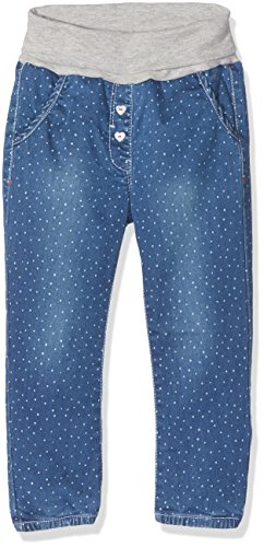 s.Oliver Junior Baby-Mädchen Jeans 56.899.71.0723, Blau (Blue Denim Stretch 56Z2), 86
