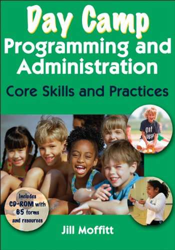 Day Camp Programming and Administration: Core Skills and Practices [With CDROM] por Jill Moffitt