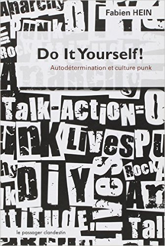 Do it yourself ! de Fabien Hein ( 24 mai 2012 )