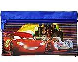 alles-meine.de GmbH 2 in 1 _ Federmappe / Kosmetiktasche -  Disney Cars - Lightning McQueen  - S..