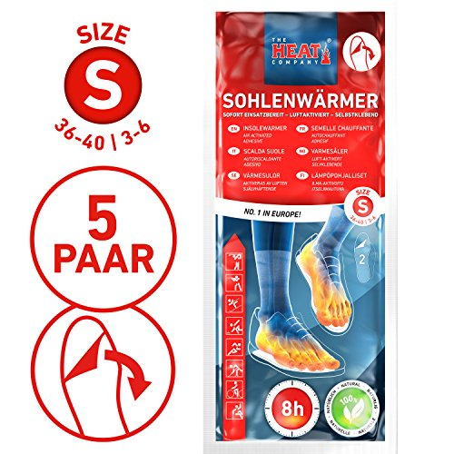 The HEAT company Sohlenwärmer thumbnail
