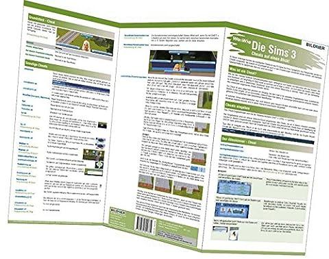 Die Sims 3 - Die wichtigsten Cheats auf einen Blick!