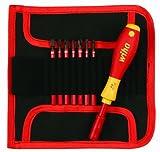 "Best Wiha Insulateds - Wiha Tools 2-13/16"", Insulated Multi-Bit Screwdriver, 28391 Review"