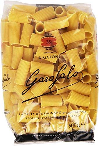 Garofalo Rigatoni, Pasta di Semola di Grano Duro - 500 gr
