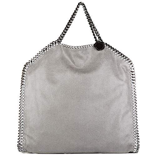 259d4e9f57 Stella Mccartney borsa donna a mano shopping nuova originale falabella  shaggy de