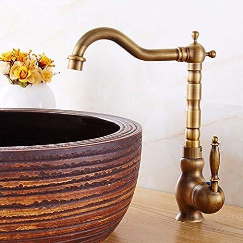 SDKIR-Robinet de cuisine robinet de lavabo robinet de lavabo cuisine ancienne,C