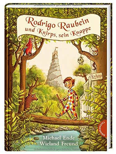 Cover des Mediums: Rodrigo Raubein und Knirps, sein Knappe