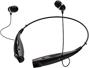 Rewy MBS-733 Wireless Bluetooth Sports Headphones with Mic for all Smartphones- Assorted Color