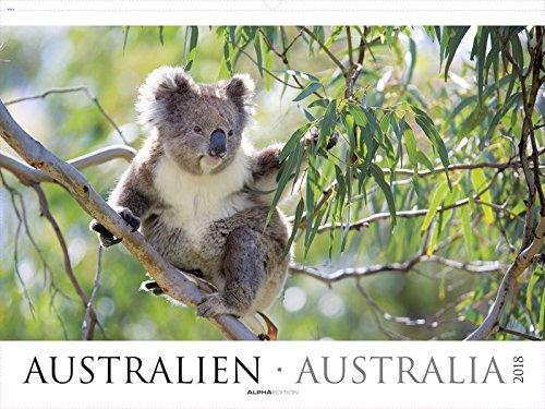 Australien 2018 - Australia - Bildkalender XXL (64 x 48) - Landschaftskalender - Naturkalender
