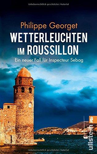 Buchseite und Rezensionen zu 'Wetterleuchten im Roussillon' von Philippe Georget
