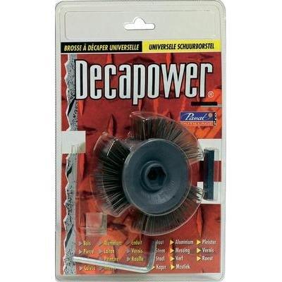 Decapower - Cepillo decapador universal